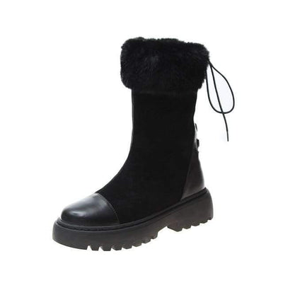 Woman's Boots Katia Fur Boots at $65.00