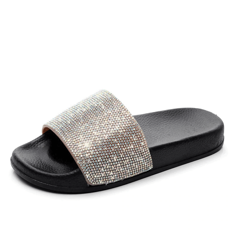 Woman's Slippers Kessy Bling Slippers at $47.00