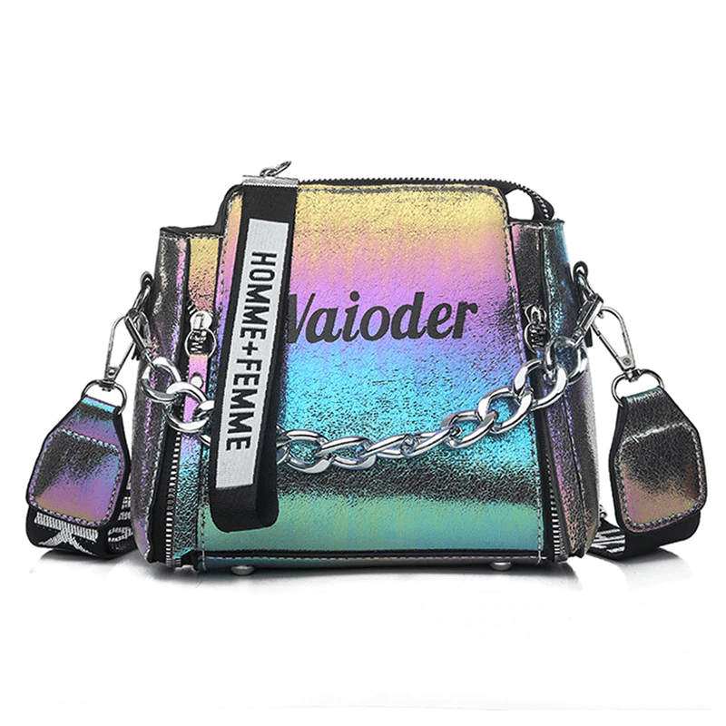 Woman's Shoulder Bags Lazer Shoulder Bag at $39.00