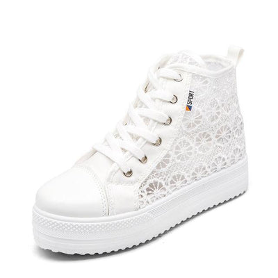 BASSO Leto Lace Sneakers