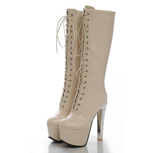 Woman's Boots Lora High Boots at $75.00