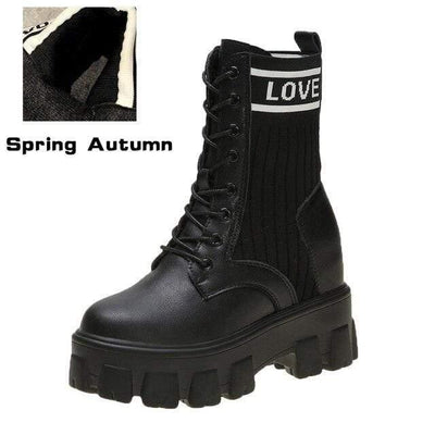 Woman's Boots Love Winter Boots at $69.00