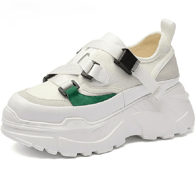 Woman's Platform Sneakers Macao Sneakers at $65.00
