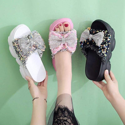 BASSO Maribel High Slippers