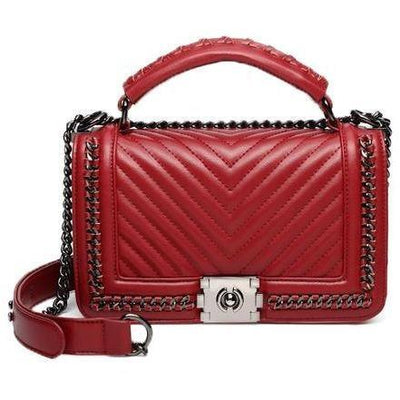 Woman's Handbag Marmont Noire Bag at $73.99