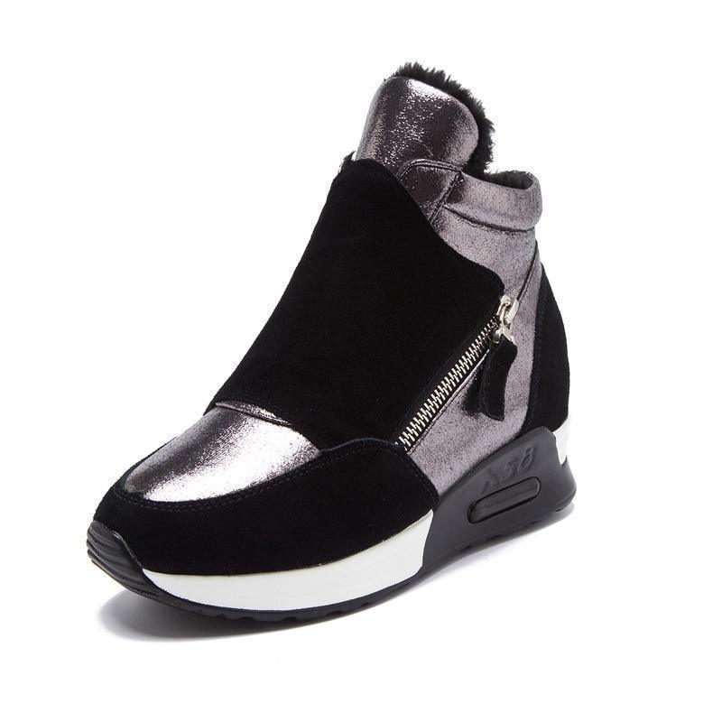 Woman's Women's Vulcanize Shoes Masco Sneakers at $65.00