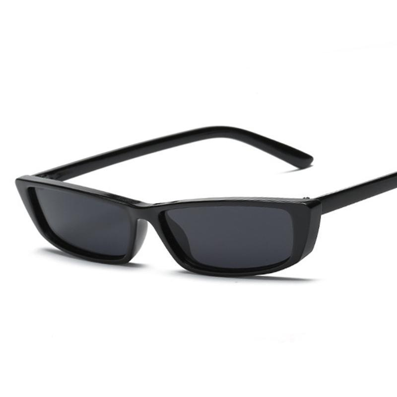 Woman's Tiny Sunglasses Merbalei Slim Sunglasses at $19.96