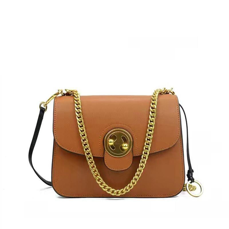 BASSO Mili Split Leather Bag