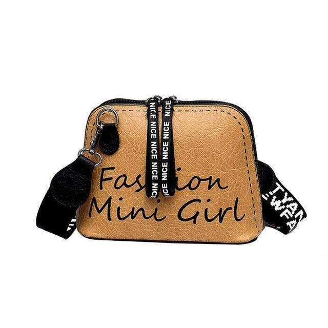 Woman's Shoulder Bags Mini Girl Bag at $45.00