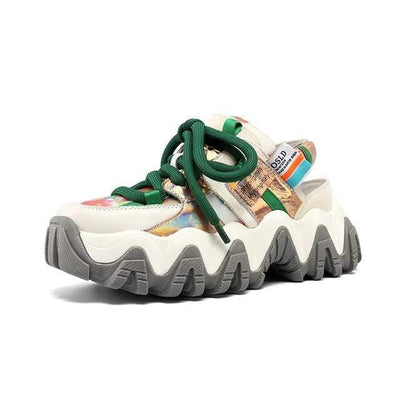 Woman's Sandals Monster Sandals at $75.00