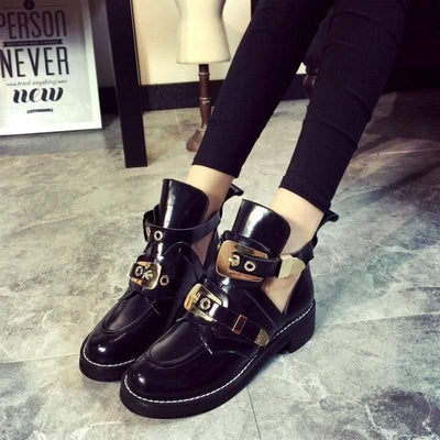 Woman's Boots Nevada Buckle Boots at $65.00