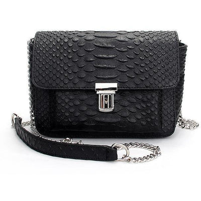 Woman's Shoulder Bag - Leather Pango Leather Bag at $95.00