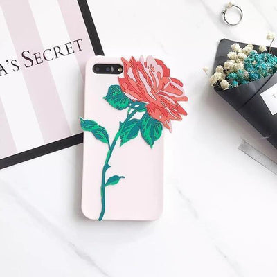 BASSO Pink Life Phone Case
