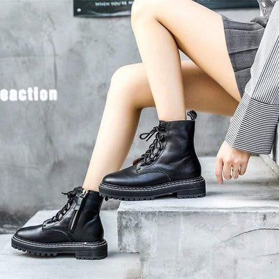 Woman's Ankle Boots Plato Boots at $69.00