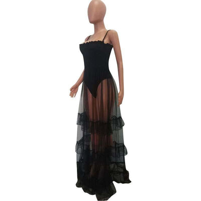 BASSO Qerida Maxi Dress