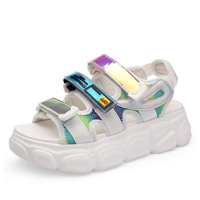 Woman's Sandals Rainbow Sandals at $65.99