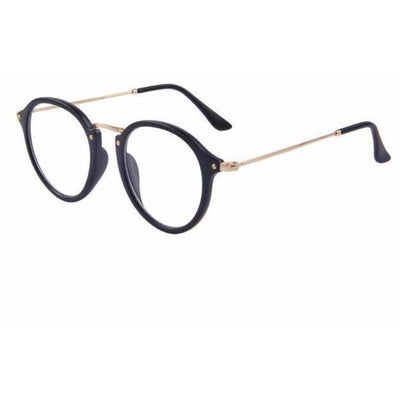 Woman's Glasses Retro Clear Glasses at $19.00