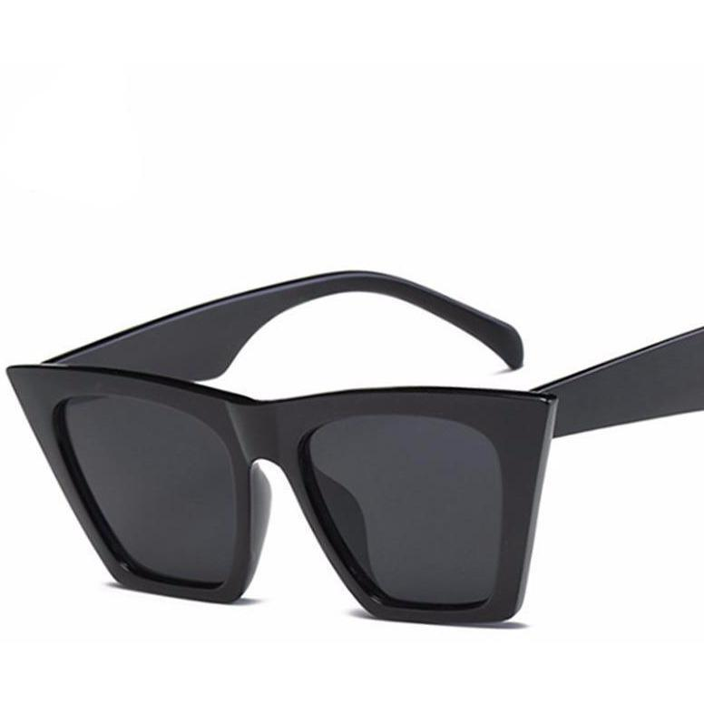 Woman's Tiny Sunglasses Retro Popi Slim Sunglasses at $20.96