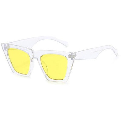 Woman's Tiny Sunglasses Retro Popi Slim Sunglasses at $19.97