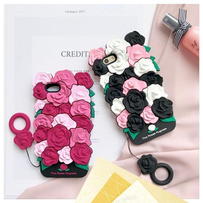 BASSO Roses Exclusive Phone Case