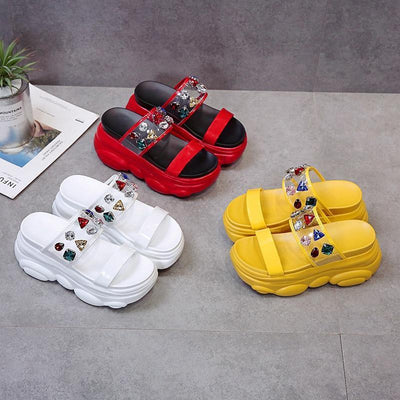 Woman's Slippers Ruby Slippers at $52.00