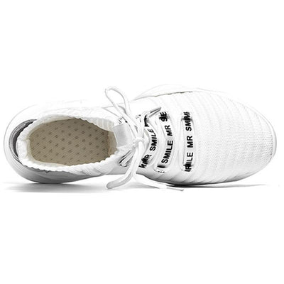 Woman's Sneakers Smile Sneakers at $67.00