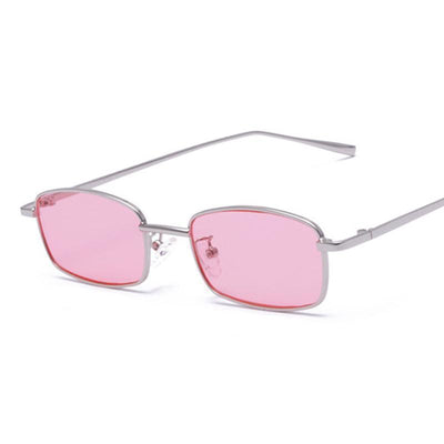 Woman's Tiny Sunglasses Squaroi Slim Sunglasses at $20.00