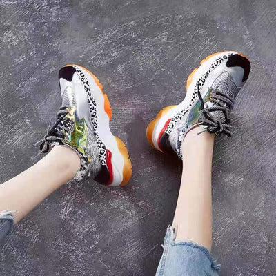 Woman's Sneakers Story Sneakers at $75.00