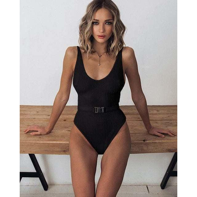 Woman's Swimsuit Strap Swimsuit at $25.00