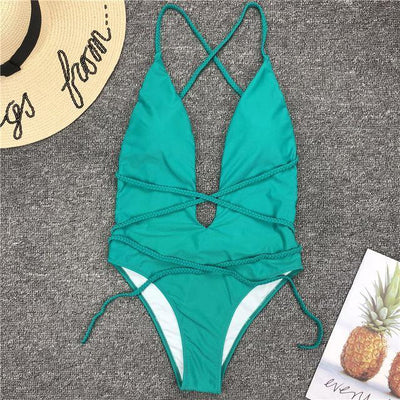 Woman's Swimsuit String Swimsuit at $29.99