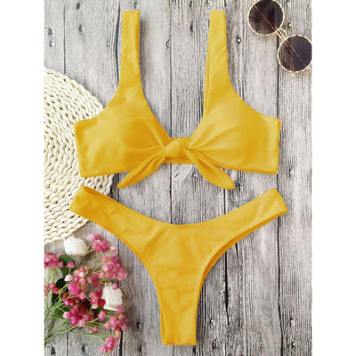 BASSO Summer Bow Swimsuit