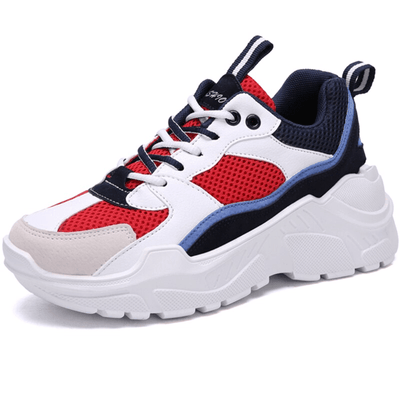 Woman's Platform Sneakers Tanco Sneakers at $49.99