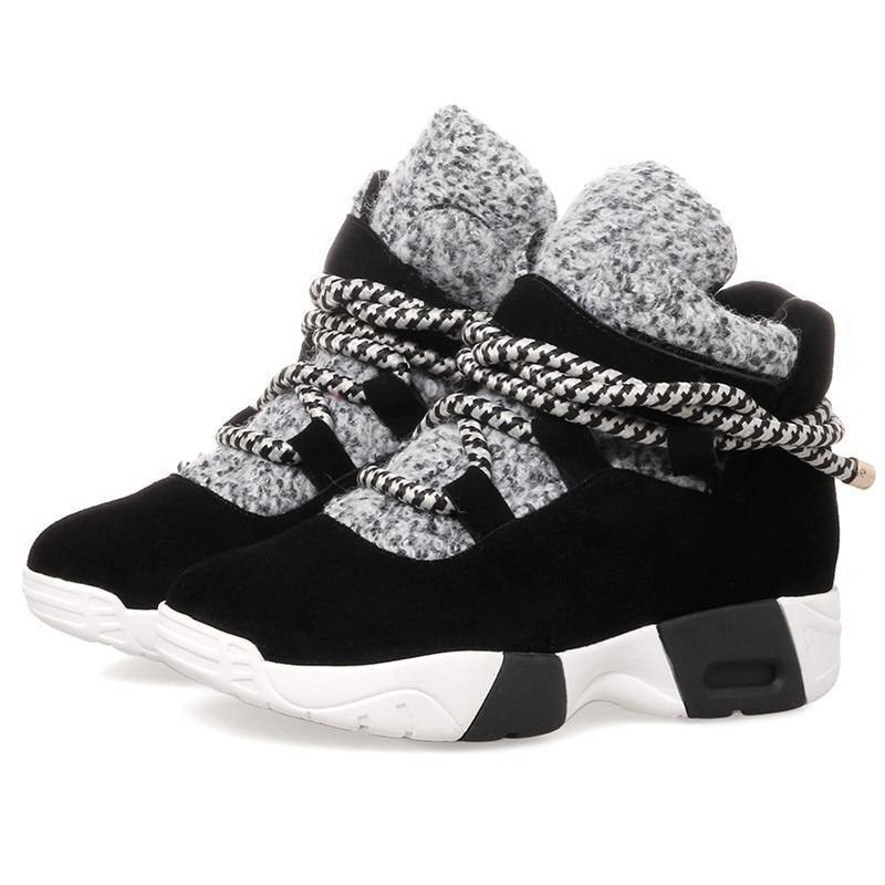 Woman's Winter Sneakers Valles Sneakers at $109.00