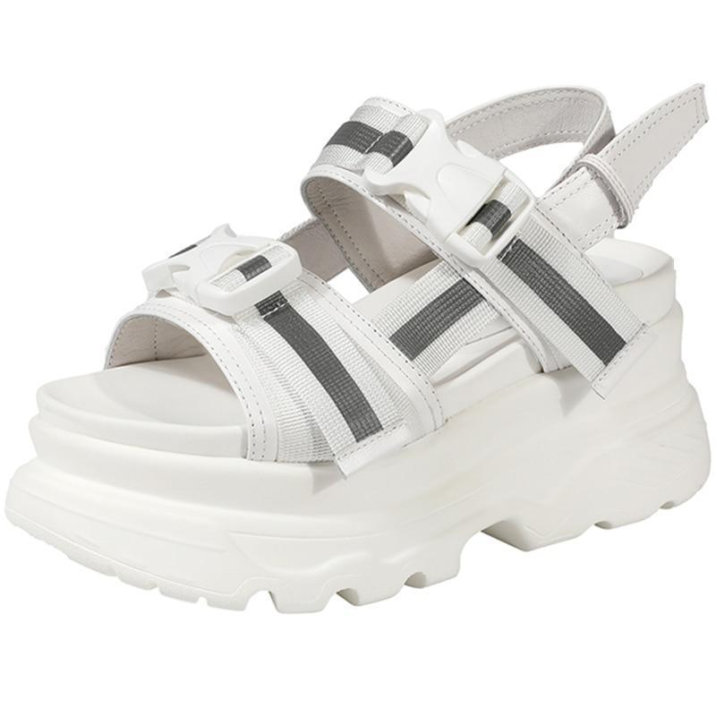 Woman's Sandals Veltura Reflect Sandals at $55.00