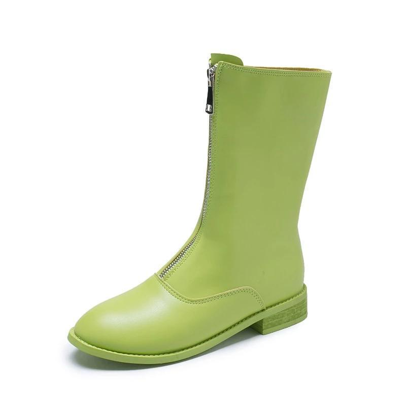 BASSO Whitney Zip-Up Boots