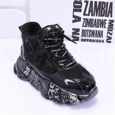 Woman's Sneakers Zambia Winter Sneakers at $88.01