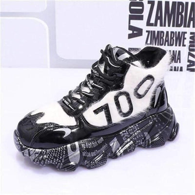 Woman's Sneakers Zambia Winter Sneakers at $79.00