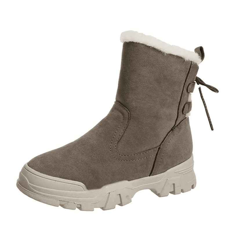 Woman's Boots Bismarck Fur Boots at $77.00