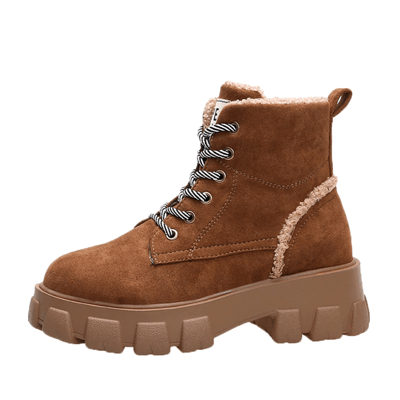 Brownie Warm Boots