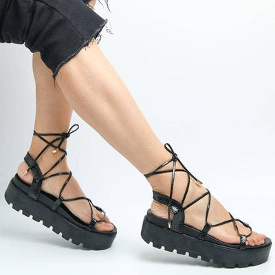 Woman's Sandals Lucca Platform Sandals at $65.00