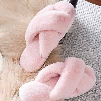 Woman's Slippers Lush Slippers at $10.98