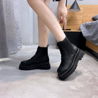 Woman's Boots Mongolia Leather Boots at $99.00