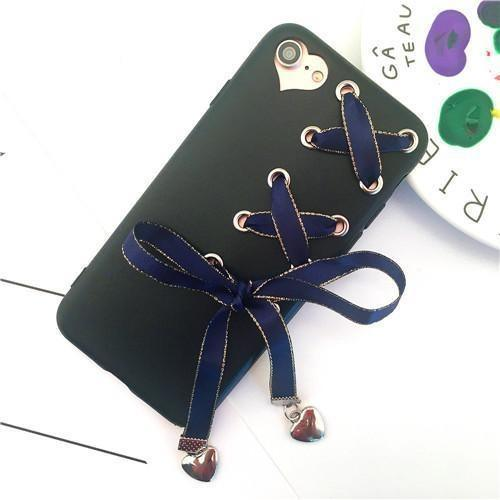 Ribbon Heart Phone Case