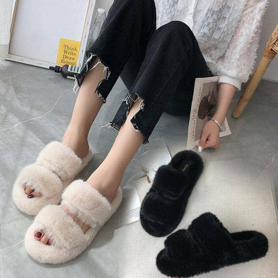 Woman's Slippers Yeti Warm Slippers at $49.00
