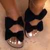 Woman's Sandals Zeta Bow Slide Sandals at $59.00