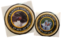 Falkland Islands Patches