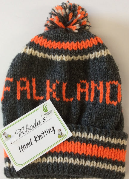 Hats with Falklands and Penguins
