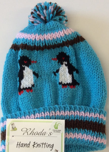Hats with Penguins