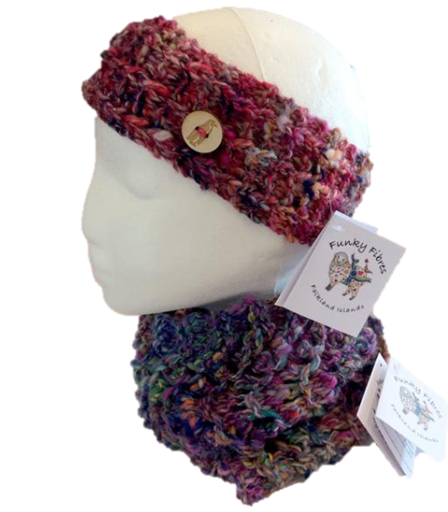 Funky Fibres - Snugs - Neck warmers