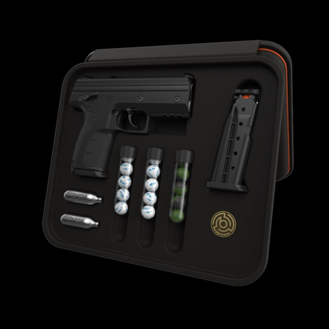 Byrna HD Pistol & Accessories